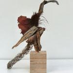 Archaeopteryx  2014  /  h 43cm  b 38cm  t 24cm