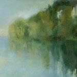 Villen am grünen Ufer  2014  /   21 x  29,7cm