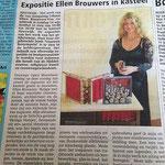 Brabants Dagblad Vrouwen Bestempeld  2015 Ellen Eva Brouwers