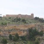Burg Montearagón in Chinchilla