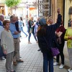Stadtrundgang in Albacete