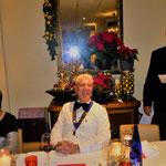 Harald liest die Weihnachtsgeschichte eines Contollers