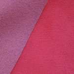 Doppelter Fleece- Pink/Lila