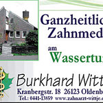Zahnarzt Burkhard Wittje