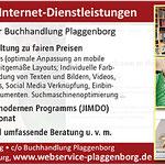 Webservice Plaggenborg