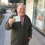 vendo loteria en madrid
