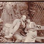 peintre Jacques Jean Raoul JOURDAN et violoniste Hélène JOURDAN-MORHANGE photo photographie CD Galerie achat vente