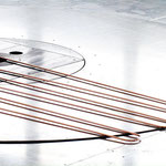 serpentinatrice - serpentine bender - tubo rame