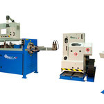 Rastrematubi - End forming machine