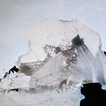 O.T. , Öl auf Leinwand, 130 x 100 cm, 2015