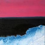 Up and Away, Öl auf Leinwand, 80 x 60 cm, 2014