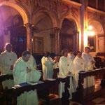 Celebrazione dell'Ufficio delle letture il Venerdì santo