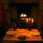 Pour un dîner romantique