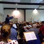 London EDO 2012 Rehearsal