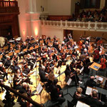 London Cadogan Hall EDO 2012 for Barnardos charity