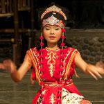 Mystische Tänze auf Java, Indonesien