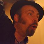 """""""Klatt Niggemeier halten dagegen ...mit Balladen und Protestliedern"""", Mythos, Olpe, Oktober 2012 Foto: Privat"""