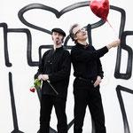 """Das Bild zum Programm """"Klatt Niggemeier ...machen Liebe"""" Foto: Thomas Stelzmann"""