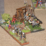 War wagons Hussiti.