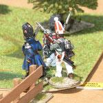 ..e i Granatieri della Guardia cacciano l'invasore dalla Santa Madre Russia.