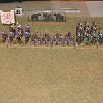 Miglior esercito dipinto, i Bizantini di Panigati D.