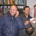 Ultimo classificato e vincitore della classica basetta di Ps libici dipinta da Roberto: Carlo Bandini