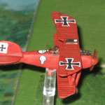 Albatros D.III - Godwin Brumowski
