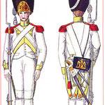 I Veliti della Guardia Reale Italiana di Max Salvagnini come dovevano essere.....