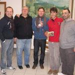 Miglior squadra classificata: I Comunali di Pavia.
