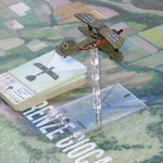 L'Albatross D.III di Linke-Crawford.