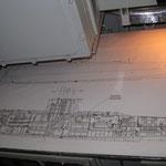 Schema del sommergibile