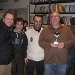 Miglior squadra classificata: I Comunali di Pavia
