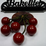 The iconic and sought-after cherry brooch. €480