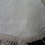Beautiful thick linen.