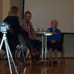 Direktbetroffene im Gespräch mit Dani Fohrler