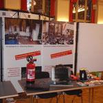 Die Feuerwehr Olten informierte zum Thema Brandsicherheit zuhause