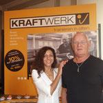 Mariella & Klaus vom Kraftwerk Olten