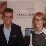 Bartlomé Optik mit Frau Jasmin Marti & Kevin Kloos
