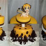 ПД-037 Идея торта Molly