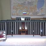 КР-011   54 кг, «Здание годударственной думы в Москве» (ш.50 см, д.100 см, в.45 см)