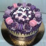 """Тортик """"Фиолетовый""""  5,5 кг"""