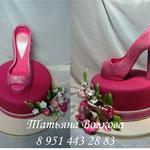 ПД-031 Идея торта Ларисы Вольницкой