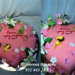 ДТ-032 Идея торта Жанны Зубовой