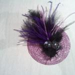 De lila y negro!
