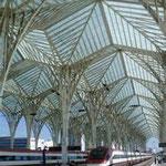 Gare de l'Orient, Lisbonne