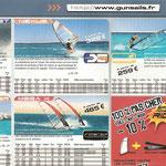 Publi Gun Sails en diversas Revistas