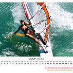 GUN SAILS CALENDAR 2012. JUNE