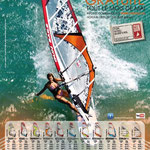 ads GUN SAILS EN WIND Y PLANCHE MAG, FRANCIA, Y EN SURF GERMANY 2012