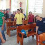 REUNION DIOCESANA EN CARDENAS (ABRIL/2012)