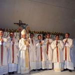 ORDENACION DIACONAL DE NUESTRO HERMANO AMIGO ALVARO 01/12/11